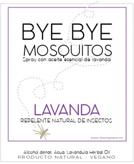 6 SPRAY 250 ml. CITRONELLA- REPELENTE NATURAL MOSQUITOS